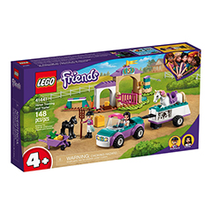 LEGO Friends - Horse Training and Trailer