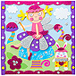 Sparkly Sticker Pictures - Fairy
