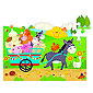 Aladine Progressive Vertical Puzzles - Farm Animals