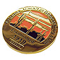 Geomate Geocaching National Park Series Geocoin