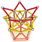 Geomag Color - 120 pc