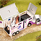 Stablemates Horse Crazy Truck & Trailer