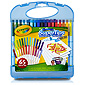 Crayola Washable Super Tips Markers Kit - 25 ct