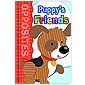 Brighter Child Board Book - Puppy's Friends