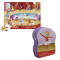 Dance Studio Shaped Box Floor Puzzle - 36 pc