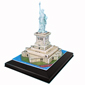 3D Statue of Liberty Puzzle with LED