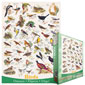 Bird Watching 1000 piece puzzle