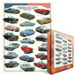 American Cars of the Fifties 1000 piece puzzle