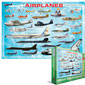 History of Aviation 100 piece puzzle