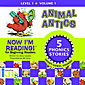 Now I'm Reading - Animal Antics