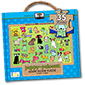 Green Start Giant Floor Puzzle - Puppy-Palooza