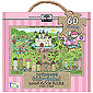 Green Start Giant Floor Puzzle - Princess Fairyland
