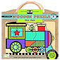 Green Start Wooden Puzzle - Choo Choo