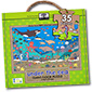 Green Start Giant Floor Puzzle - Under The Sea