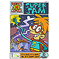 Phonics Comics - Super Sam