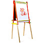 XL Graffiti Black-Whiteboard Easel