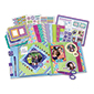 The Original Spirograph Scrapbook Kit