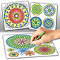 The Original Spirograph Coloring Book