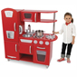 Vintage Kitchen - Red
