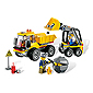 LEGO City Mining Loader and Tipper