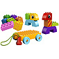 LEGO DUPLO Creative Play - Toddler Build and Pull Along