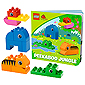 LEGO DUPLO Learning Play - Peekaboo Jungle