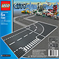 LEGO City Supplementary - T-junction & Curves