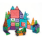 Magna Tiles Clear Colors 48 Piece DX Set