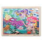 Mermaid Fantasea Wooden - 48 piece Wooden Jigsaw Puzzle
