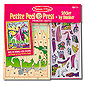 Petite Peel & Press Sticker by Number - Princess Castle