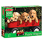 Puppy Wagon Jigsaw Puzzle - 100 pc