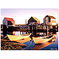 Golden Docks Jigsaw Puzzle - 500 pc