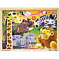 African Plains Wooden Jigsaw