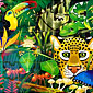 Rainforest Jigsaw (48 pc)