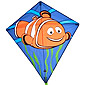 Eddy Clownfish Diamond Kite