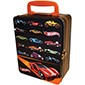 Hot Wheels 18 Car Vintage Storage Tin
