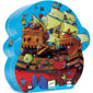 Barborossa Pirate Ship - 54 piece puzzle