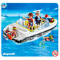 Playmobil Vacation - Family Speedboat