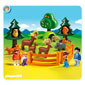 Playmobil 1,2,3 Forest Animal Park