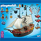 Playmobil Pirates - Pirate Ship