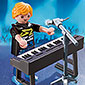 Playmobil PopStars - Keyboarder