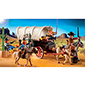 Playmobil Western - Covered Wagon with Raiders