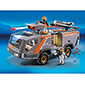 Playmobil Top Agents 2 - Spy Team Command Vehicle