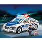 Playmobil Police - Police Car with Flashing Light