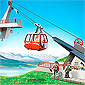 Playmobil Mountain Life - Alpine Cable Car
