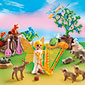 Playmobil Fairies - Music Fairy with Woodland Creatures