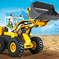 Playmobil Construction - Large Front Loader