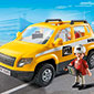 Playmobil Construction - Site Supervisor's Vehicle