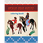 American Indian Paintings Coloring Book