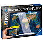 Satellite World Map Augmented Reality Puzzle - 1000 pc